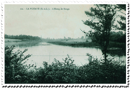Etang de Rouge - 1950