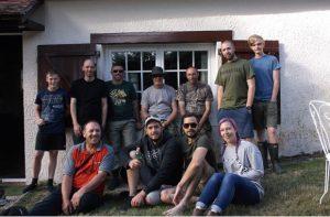 Vacances entre amis - Equipe MARLOW - 05 août 2016