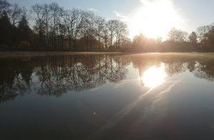 Avril 2019 - joli coucher de soleil