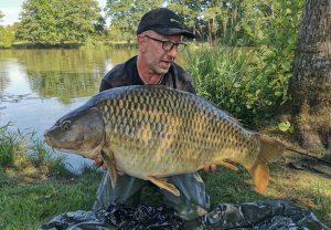 26th july 2020 - Stéphane GROUSSARD - Very nice comon 37.5 lb